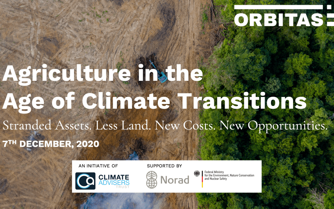 RECORDING – From Risk to Opportunity: Climate Transitions and Tropical Commodities Global Event